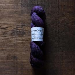 毛糸的世界|Dirty Water DyeWorks:Lilian|Purple Potion